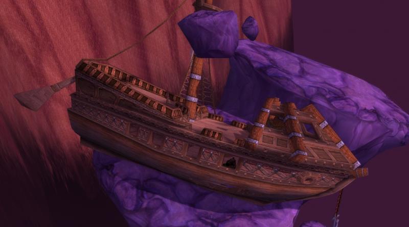Kirin'Var Village Shipwreck