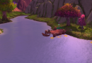 Hidden Teldrassil Lake